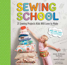Sewing School - cover