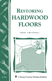 Restoring Hardwood Floors - cover