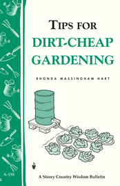 Tips for Dirt-Cheap Gardening - cover