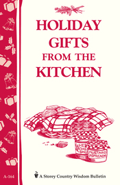 Holiday Gifts from the Kitchen - cover