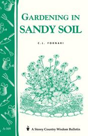 Gardening in Sandy Soil - cover