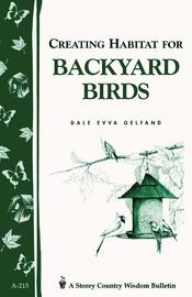 Creating Habitat for Backyard Birds - cover