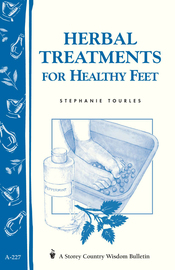 Herbal Treatments for Healthy Feet - cover