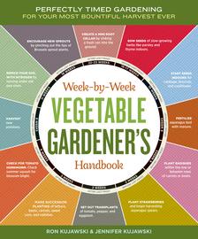 Week-by-Week Vegetable Gardener's Handbook - cover