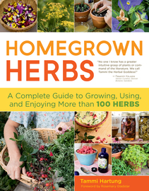 Homegrown Herbs - cover