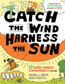 Catch the Wind, Harness the Sun - cover