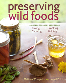 Preserving Wild Foods - cover