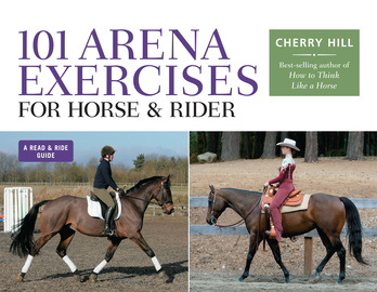 101 Arena Exercises for Horse & Rider - cover