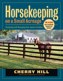 Horsekeeping on a Small Acreage - cover