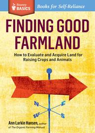 Finding Good Farmland - cover