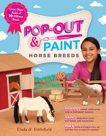 Pop-Out & Paint Horse Breeds - cover