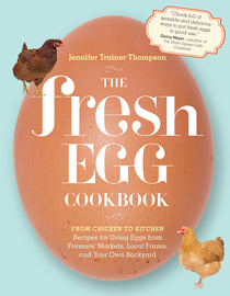 The Fresh Egg Cookbook - cover
