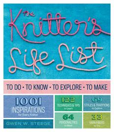 The Knitter's Life List - cover