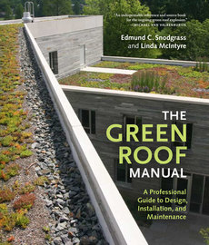 The Green Roof Manual - cover