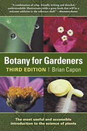 Botany for Gardeners - cover