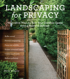Landscaping for Privacy - cover