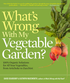 What's Wrong With My Vegetable Garden? - cover