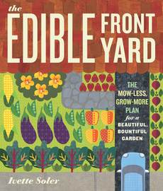 The Edible Front Yard - cover