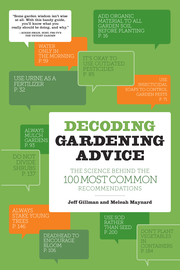 Decoding Gardening Advice - cover