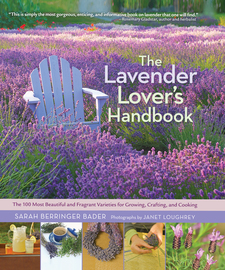 The Lavender Lover's Handbook - cover