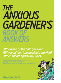 The Anxious Gardener's Book of Answers - cover