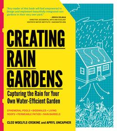 Creating Rain Gardens - cover