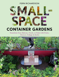 Small-Space Container Gardens - cover