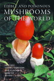 Edible and Poisonous Mushrooms of the World - cover