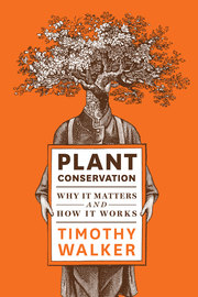 Plant Conservation - cover