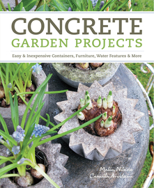 Concrete Garden Projects - cover