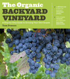 The Organic Backyard Vineyard - cover