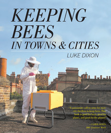 Keeping Bees in Towns and Cities - cover
