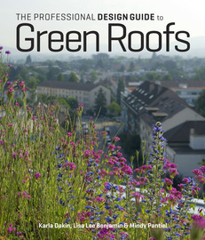 The Professional Design Guide to Green Roofs - cover