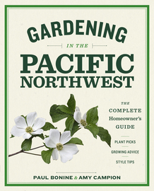 Gardening in the Pacific Northwest - cover