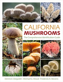California Mushrooms - cover