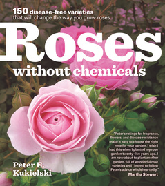 Roses Without Chemicals - cover