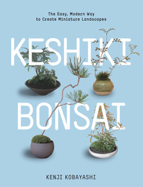 Keshiki Bonsai - cover