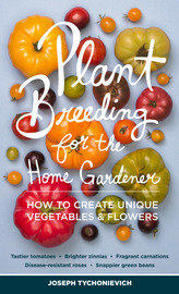 Plant Breeding for the Home Gardener - cover