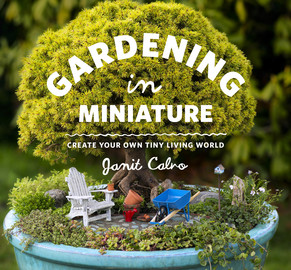 Gardening in Miniature - cover