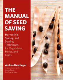 The Manual of Seed Saving - cover