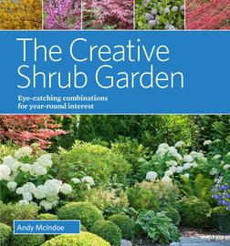 The Creative Shrub Garden - cover