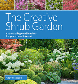 The Creative Shrub Garden - cover