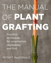 The Manual of Plant Grafting - cover