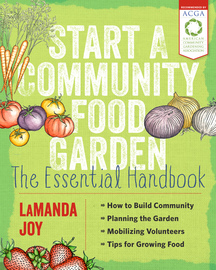 Start a Community Food Garden - cover