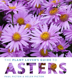 The Plant Lover's Guide to Asters - cover