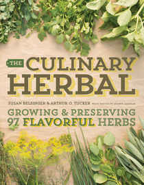 The Culinary Herbal - cover