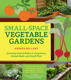 Small-Space Vegetable Gardens - cover
