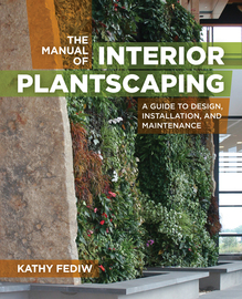 The Manual of Interior Plantscaping - cover