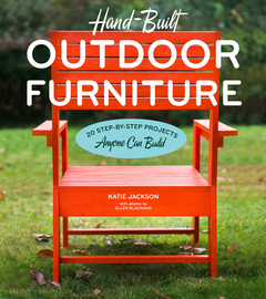 Hand-Built Outdoor Furniture - cover