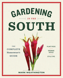 Gardening in the South - cover